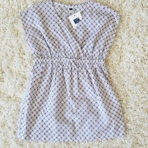 JANIE AND JACK SWIM COVER UP SIZE 4